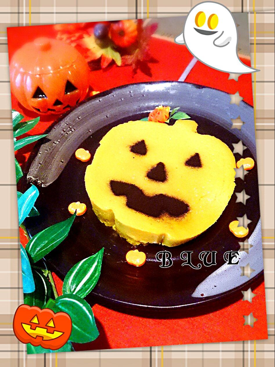 ★ハロウィンかぼちゃプリン★