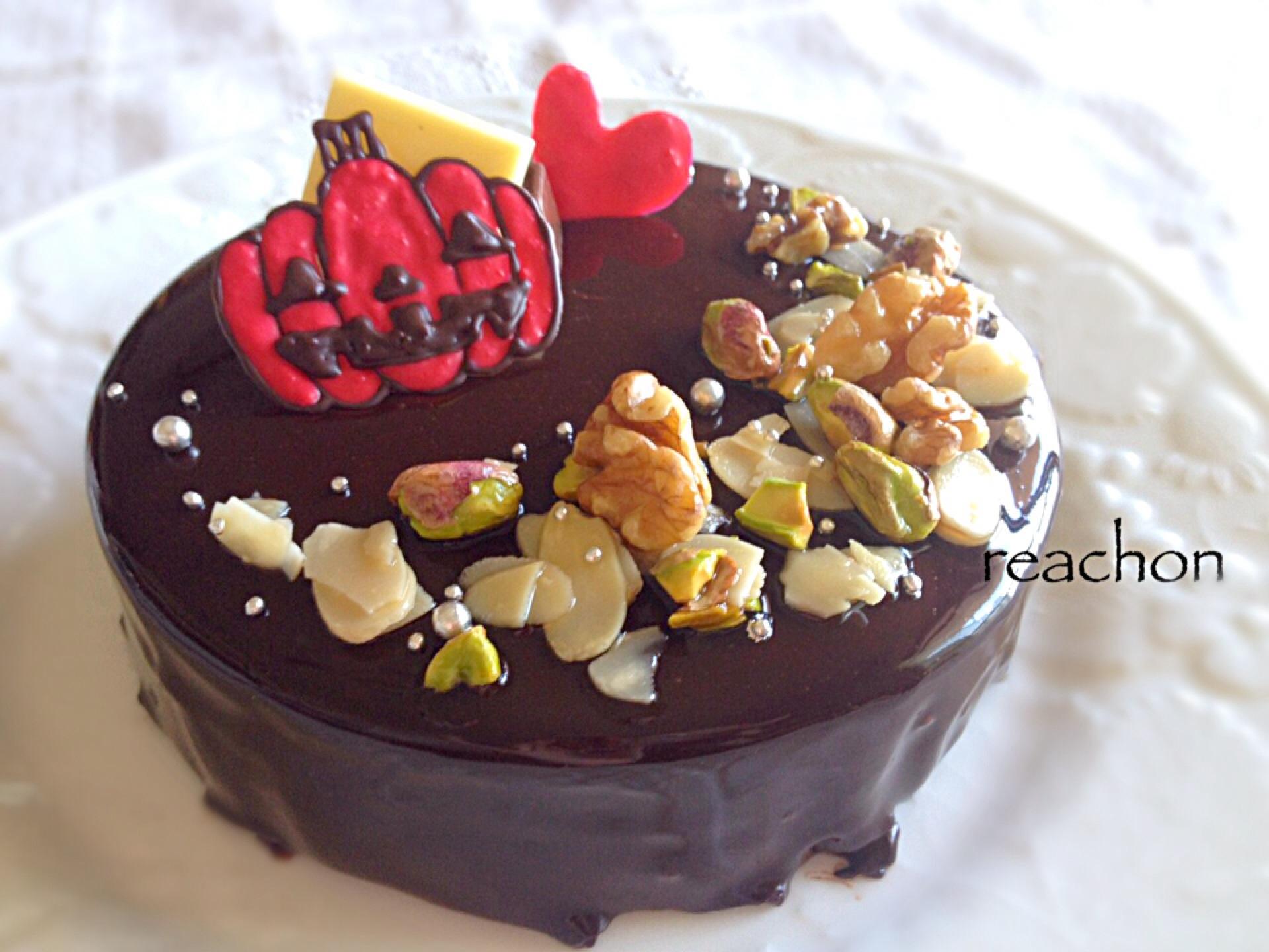 くららさんの料理 チョコレートムースケーキ