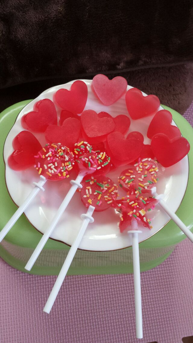Gummy Heart Candy