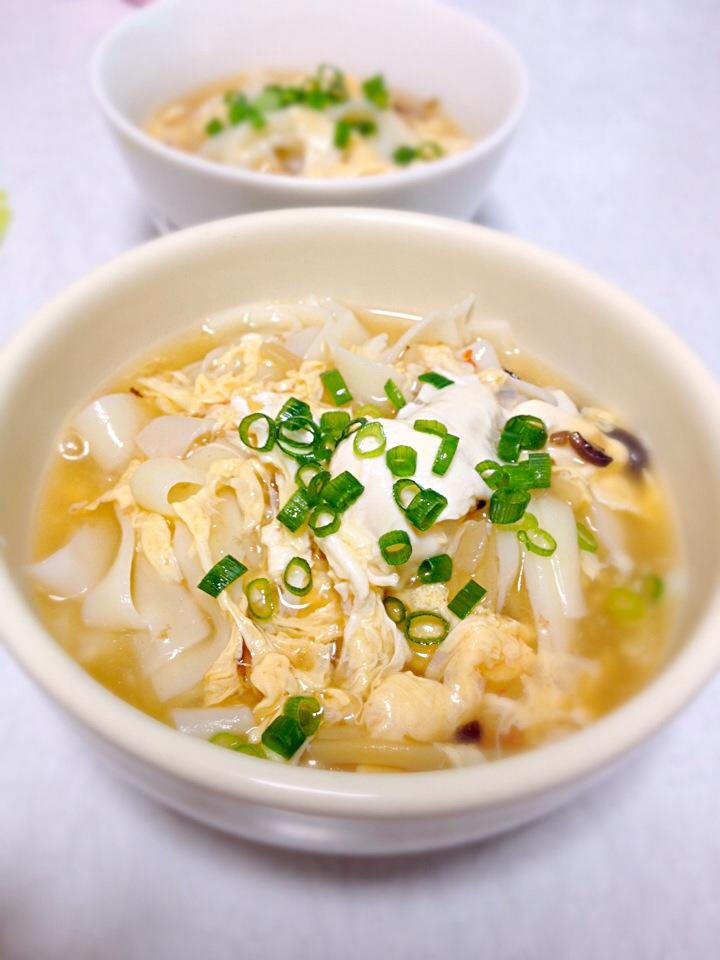あんかけふし麺