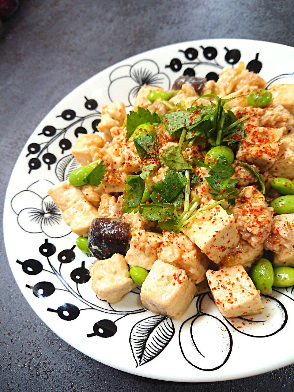 優しい味 和ーボー豆腐