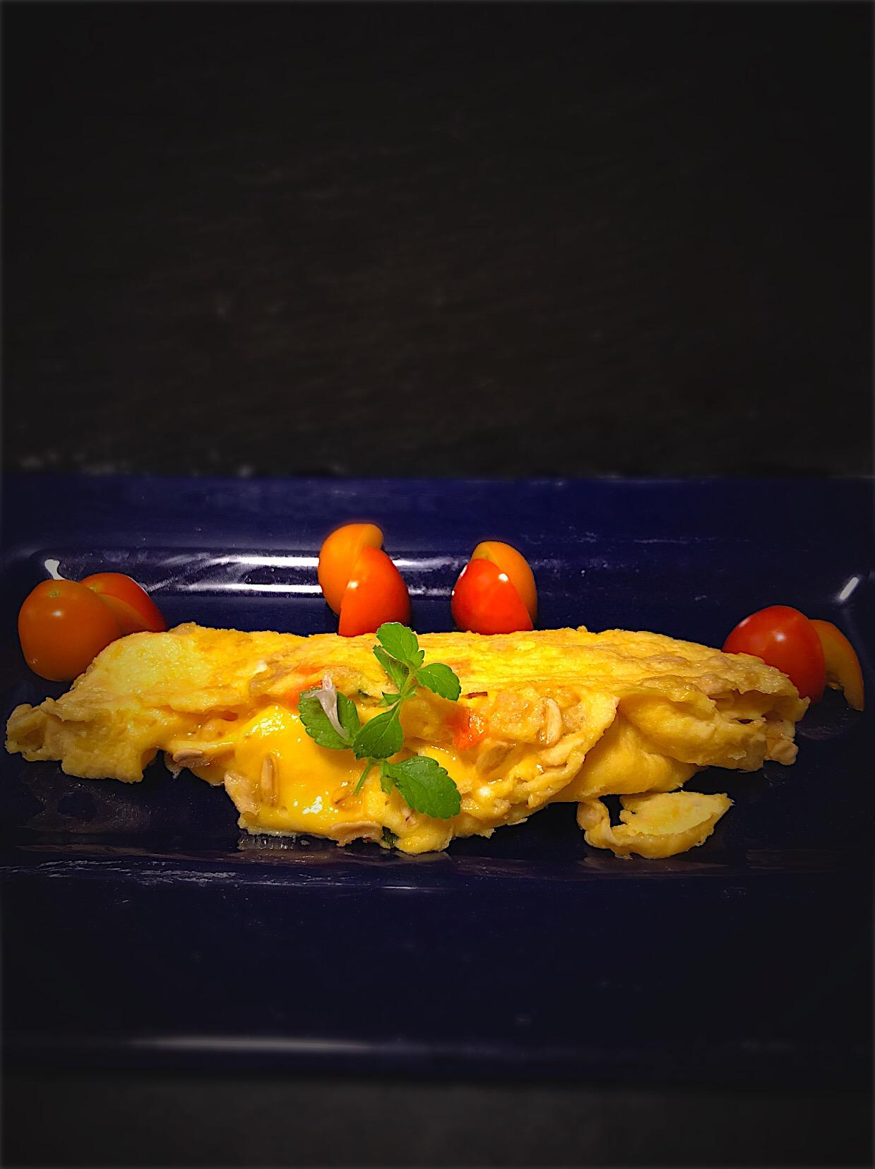 ライスグラノーラで五目だし玉子  お手軽!カンタン!卵?だけでできちゃう!お弁当に最適!#team ricegranola #和風だし味 #グルテンフリー
