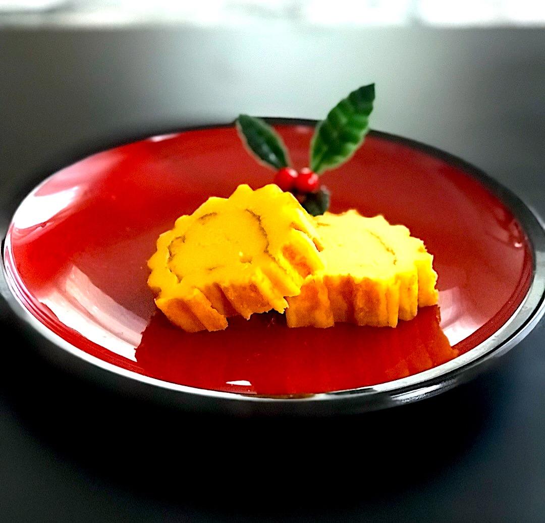 ミキサー&オーブンで超簡単❣️『伊達巻き』