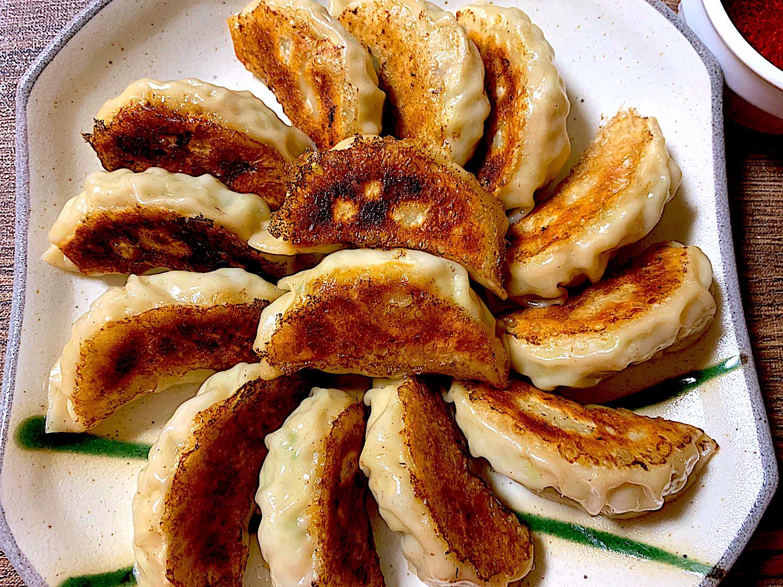 肉と豆腐ハーフ餃子