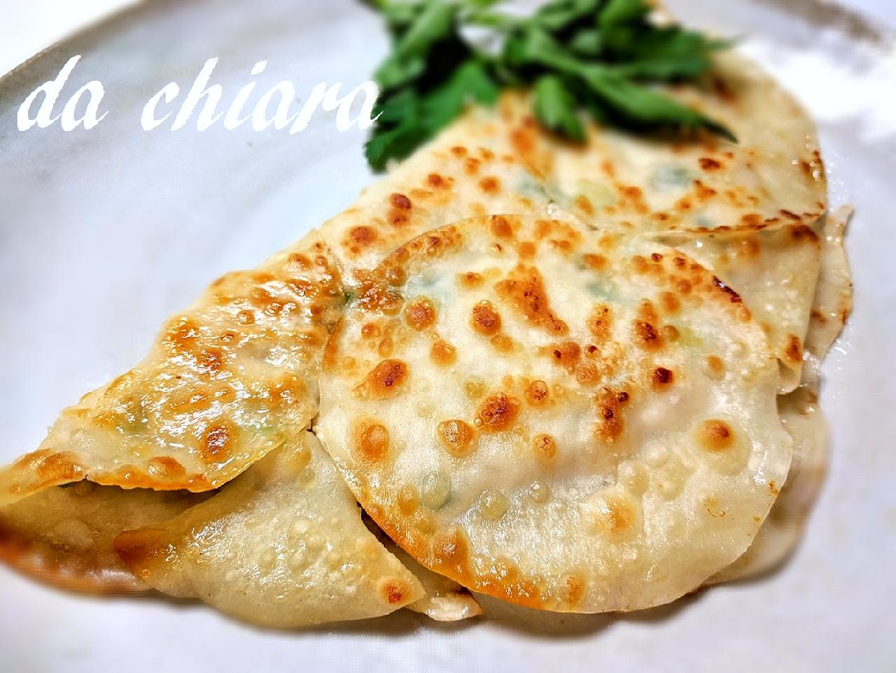 鶏ミンチのパリパリおつまみ餃子