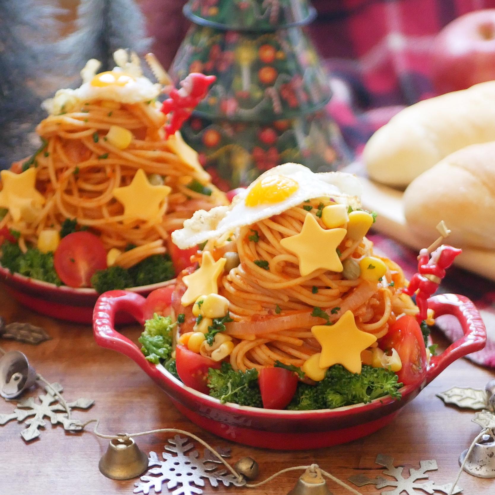 スパゲティツリー